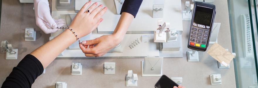 bracelet offrir en cadeau à une femme
